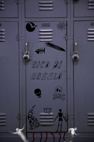 My locker