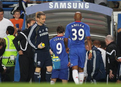 Nando - Chelsea(3) vs Birmingham(1)