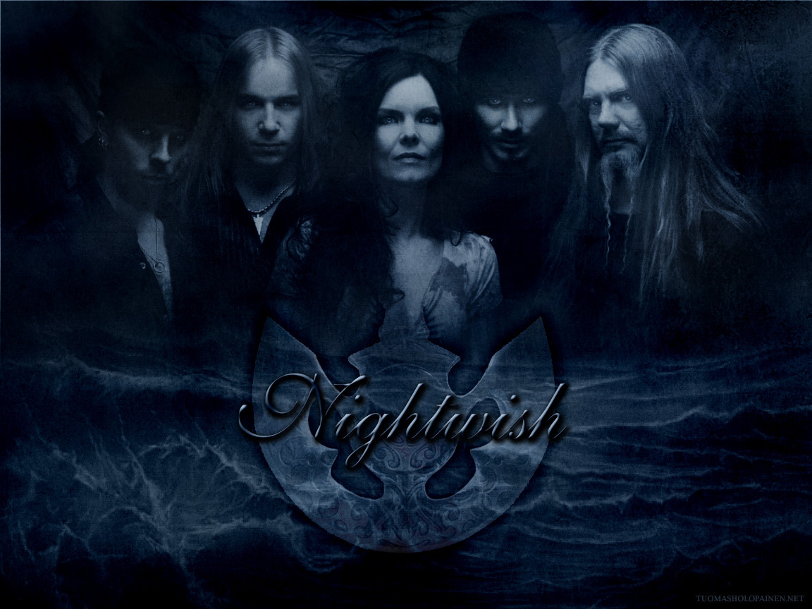 Newer Nightwish kertas dinding