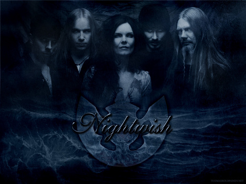 Nightwish wallpaper probably containing a sign called Newer Nightwish Wallpaper