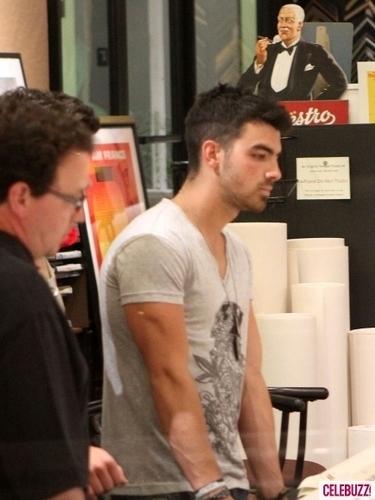 Nick & Joe Jonas Get Lei'd in Hawaii April 21 2011