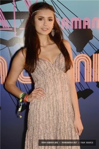 Nina - The A|X Armani Exchange & 944 Magazine Neon Carnival Party