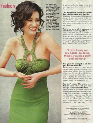 paget brewster wallpaper probably with a jantar dress, a coquetel dress, and a strapless entitled OK Magazine Scans