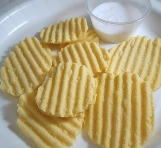 Potato Chips and Dip Soap