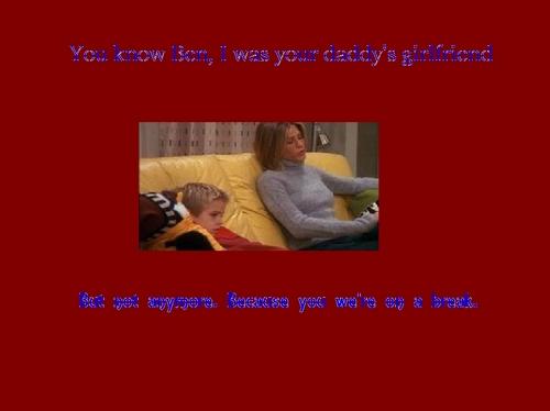 Rachel and Ben's Funny Genaration Gap