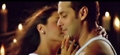 Rani n Salman -- Baabul - bollywood screencap