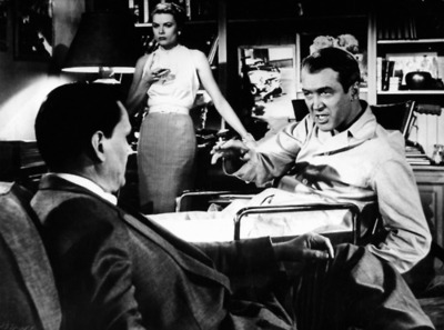 Rear Window - alfred-hitchcock Photo