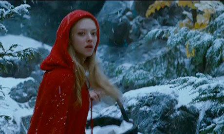 Red Riding capuz, capa