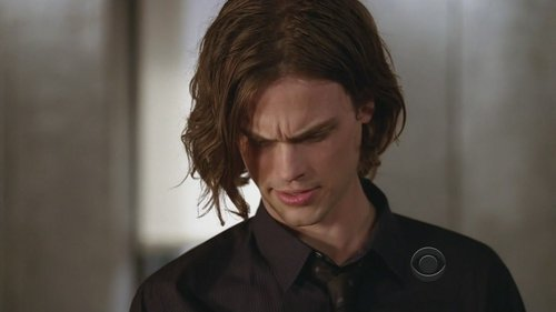 Dr. Spencer Reid wallpaper probably containing a portrait entitled Reid- Season 4