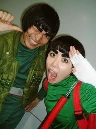Rock Lee the beautiful green beast <3
