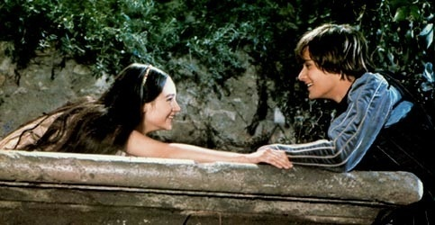 1968 Romeo and Juliet by Franco Zeffirelli wallpaper probably with a hot tub called Romeo & Juliet