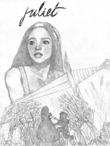 Romeo and Juliet Fan Art