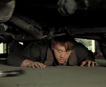 Rupert Grint (Wild Target)