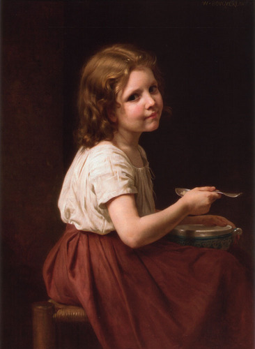 SOUP ( 1865 ) - fine-art Photo