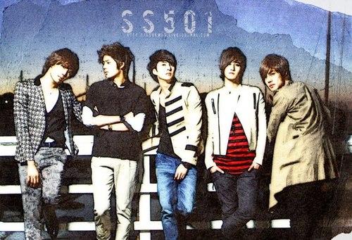 SS501 - ss501 Photo