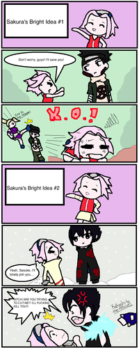 Sakuras bright ideas