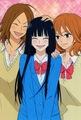 Sawako & Ayane & Chizuru