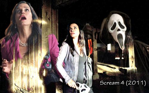 Scream 4 (2011 )