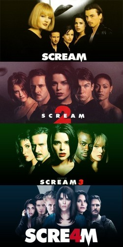 Scream filmes