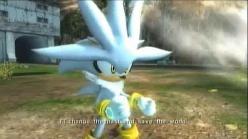 Image result for silver the hedgehog screenshot
