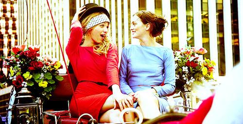Serena&Blair. <3 - serena-and-blair photo