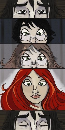 Severus-Harry/Lily