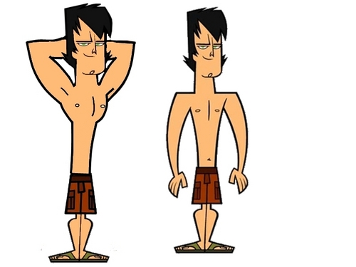 Total Drama Island wallpaper titled Sexy