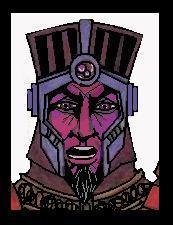 Sith Lord Naga Sadow