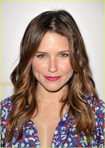 Sophia Bush: Coach cốc-tai, cocktail Chick!