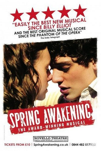Spring Awakening wallpaper containing anime called Spring Awakening