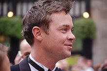 Stephen at Fernsehen awards