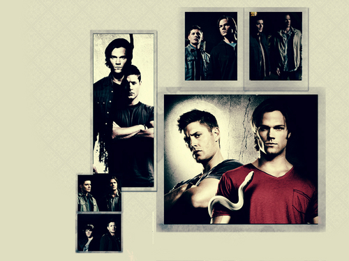 Supernatural - Wallpaper
