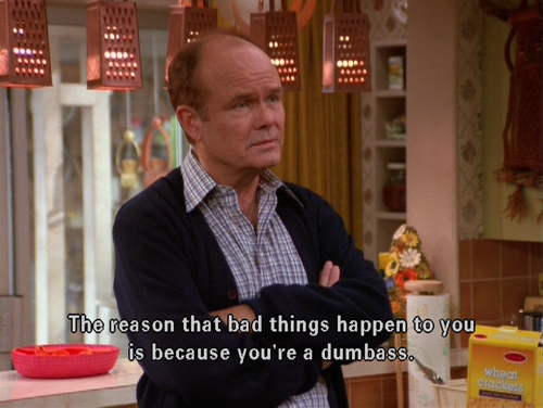 That 70's Show- quote