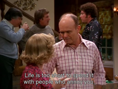 Шоу 70-х Обои called That 70's Show- quote