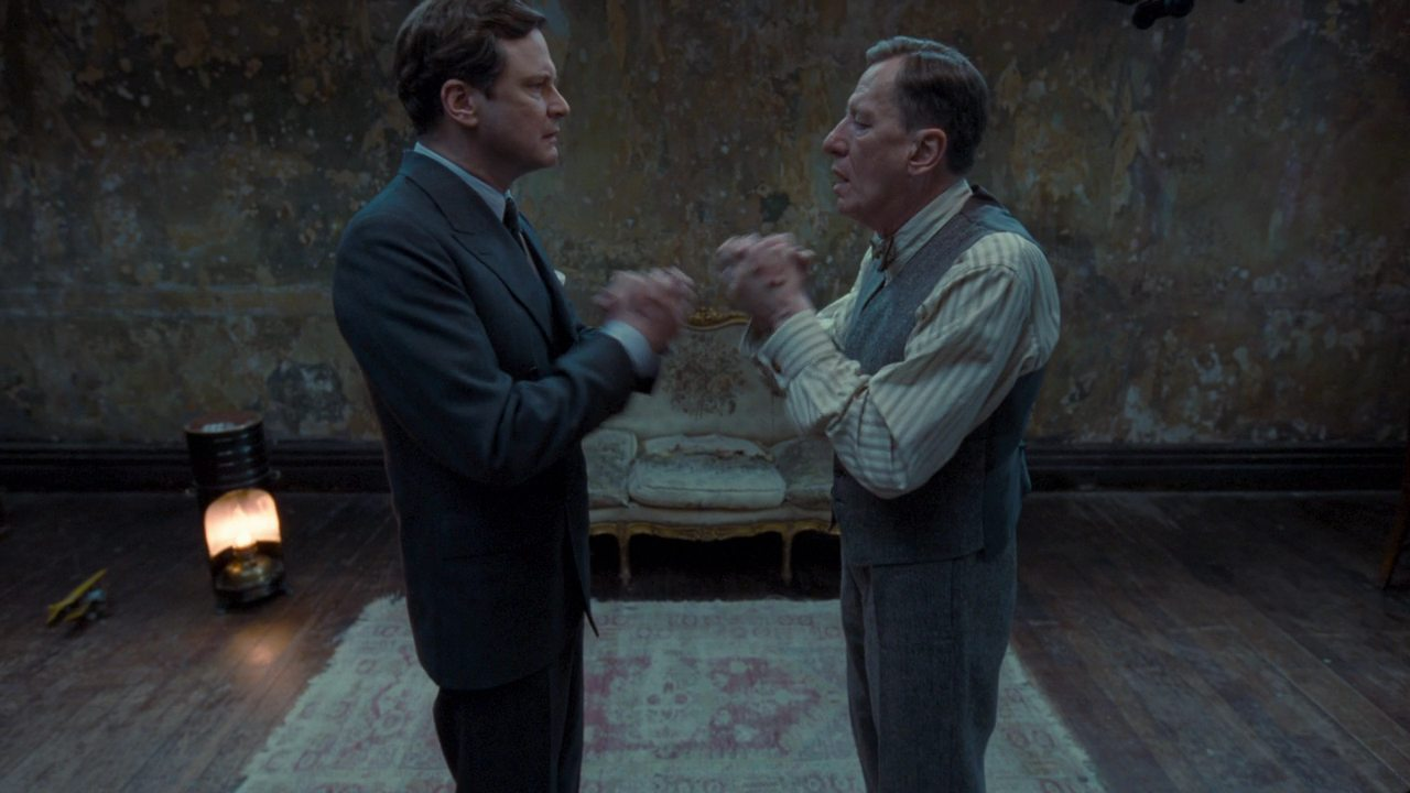 an overview of the film the kings speech The king's speech doesn't waste time at introducing the main conflict, which can be summarized with one simple sentence: prince albert stammers the movie opens with a strong hook as the prince attempts to give a speech at the closing ceremony of the.