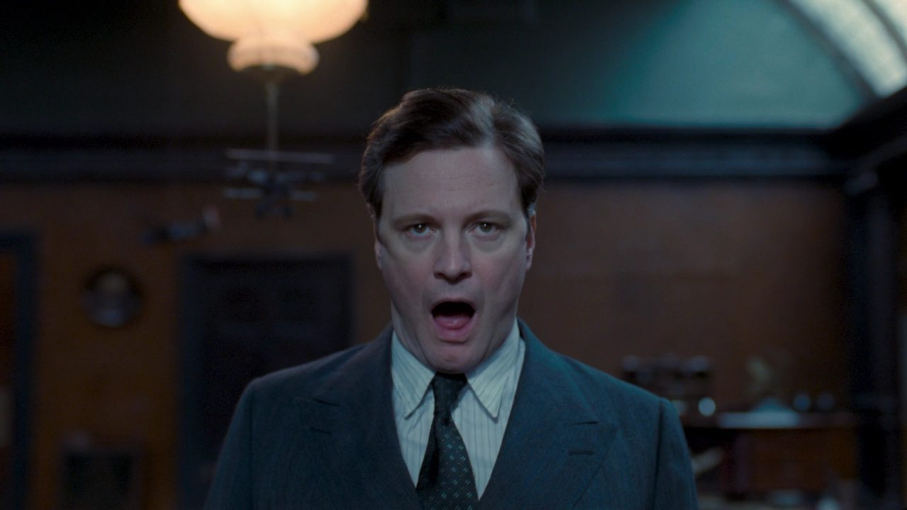 my reaction paper about the movie the kings speech essay Summaries the story of king george vi of the united kingdom of great britain and northern ireland, his impromptu ascension to the throne and the speech therapist who helped the unsure monarch become worthy of it.