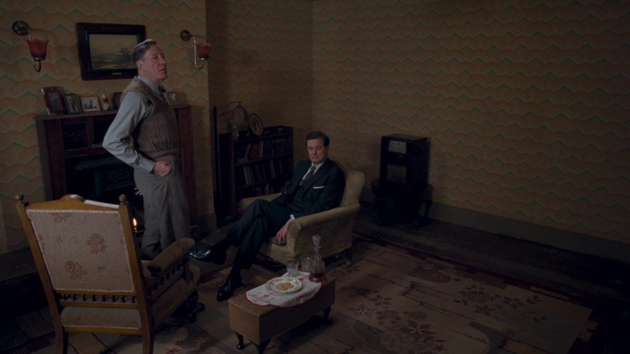 the kings speech 2010 plot Based on the true story of king george vi, the king's speech follows the royal monarch's quest to find his voice -- (c) weinstein the king's speech (2010.
