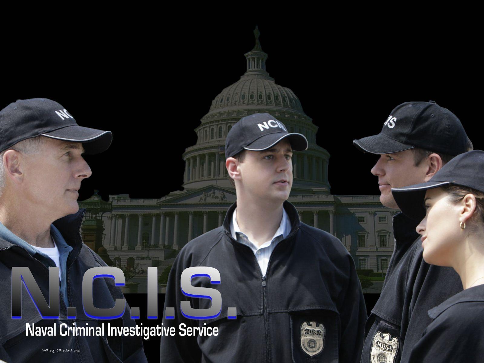 Gibbs NCIS Tony & Ziva
