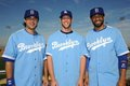 Throwback Uniforms  - los-angeles-dodgers photo