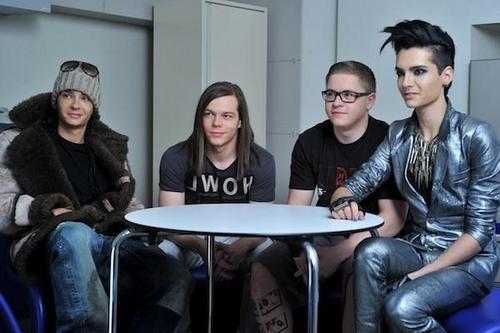 Tokio Hotel en Japon