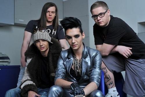 Tokio Hotel Обои titled Tokio Hotel en Japon