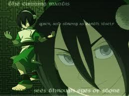 Toph and a poem