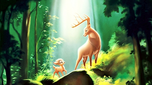 Walt Disney Wallpapers - Bambi 2