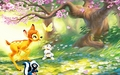 Walt Disney Wallpapers - Bambi - walt-disney-characters wallpaper