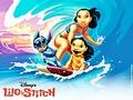 Walt Disney Wallpapers - Lilo & Stitch