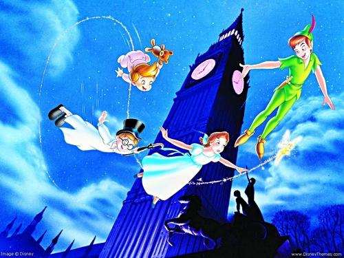 Walt Disney Wallpapers - Peter Pan