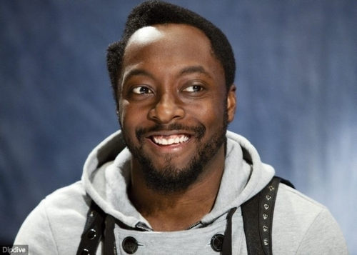 Will.I.Am. Smile :)