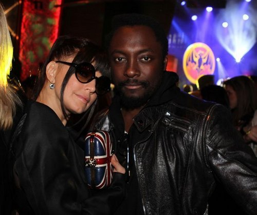 Will.I.Am. and fergie
