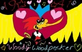 Woody Woodpecker Dreamy Love - woody-woodpecker fan art
