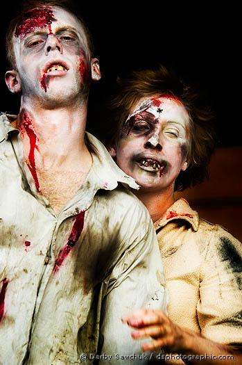 Zombie brothers